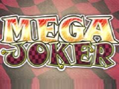 Dresden wins £200 on the Mega Joker slot machine