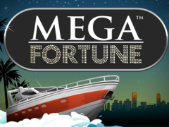 The Lucky Winner of Mega Fortune Progressive Jackpot